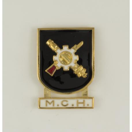 Distintivo Especialidad MCH