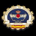 Chapa cartera M. DEFENSA AVIACION