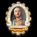 Chapa cartera FRANCISCO FRANCO