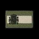 Bandera BRAZO ESPAÑA Verde