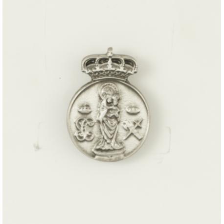 Pin Virgen del Pilar G. Civil