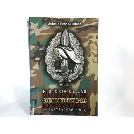 Historia de las unidades de operaciones especiales españolas V.2