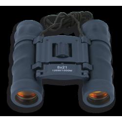Binocular ALBAINOX 8x21.NEGRO.L.RUBI