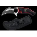 Cuchillo K25 aluminio series. hoja: 10.4