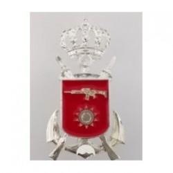 Distintivo de Infanteria de Marina mantenimiento de armas tropa