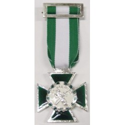 Medalla al Mérito Guardia Civil distintivo blanco
