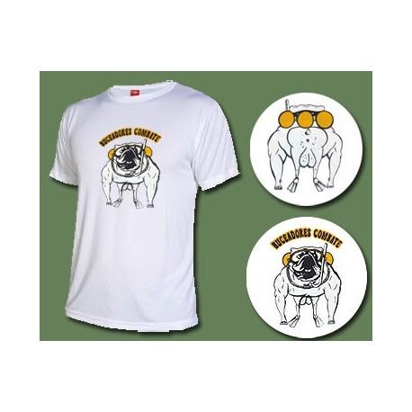 Camiseta buceador de combate CBA
