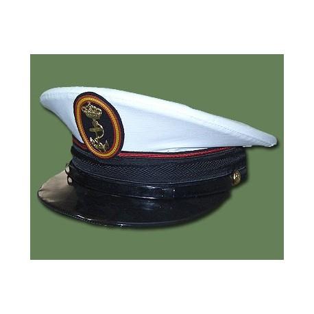 Gorra plato Infantería de Marina