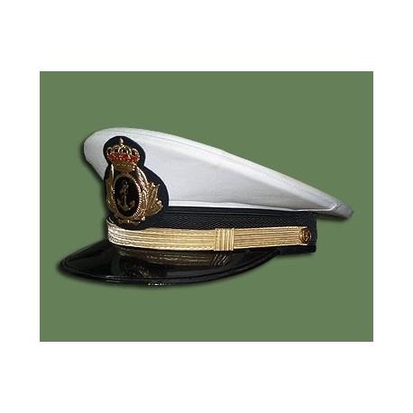 Gorra Armada Oficial-Suboficial-Tropa - El Profesional. Efectos . 9ac2c809877