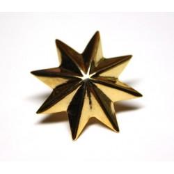 Estrella 8 puntas metálica