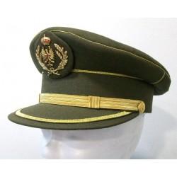 Gorra Plato Ejército de Tierra Oficial