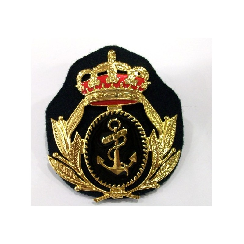 Escarapela Gorra Armada Oficial - El Profesional. Efectos Militares 64116b26437