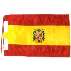 Bandera bordada España águila