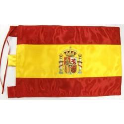 Bandera bordada España constitucional