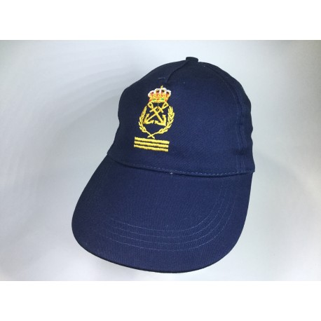 Gorra Capitan de Yate