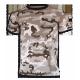 Camiseta m/c camo urbano