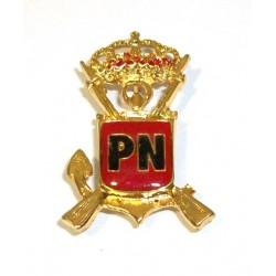 Distintivo Aptitud Policía Naval