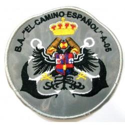 Parche bordado B.A. El Camino Español A-05
