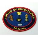 Parche bordado Unidad Buceadores MCM