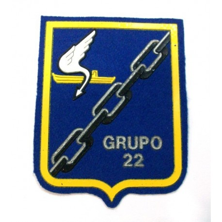Parche Grupo 22