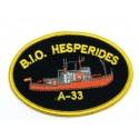 Parche bordado BIO Hespérides A-33