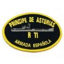 Parche bordado Principe de Asturias R-11