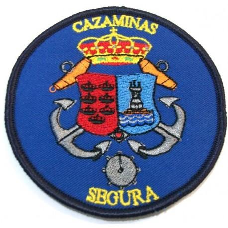 Parche bordado Cazaminas Segura M-31