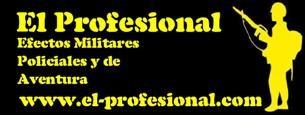 El Profesional. Efectos Militares